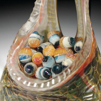 Acorn Bag Detail