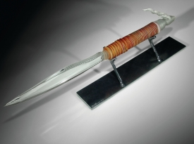 Gazelle Blade Detail